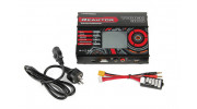 Turnigy Reaktor Touch 300 AC/DC 20A 1~6S 300W Touch Screen Balance Charger (UK Plug) 5