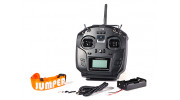 Jumper T12 V3 Transmitter w/JP4IN1 Multi Protocol Transmitter Module Mode 2  (Black)
