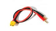 XT60 Female Plug to Banana Plug Charge Lead