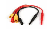 Multi Charge Lead Adapter w/Sprung Loaded Safety Shield Suits XT60/XT90/XT150/AS150 1