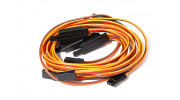 450mm Servo Lead Extension (JR) with Hook 26AWG (5pcs/bag)