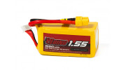 Rhino 1550mAh 4S 50C Lipo Pack w/XT60