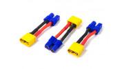 EC3 Female to XT60 Male Battery Adapter (3pcs)