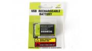 Znter 9V 600mAh USB Rechargeable LiPoly Battery (1pc) 2
