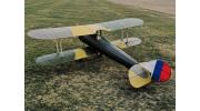 H-King-13-Nieuport-28-WW1-Fighter-Full-Laser-Cut Balsa-Kit-2830mm-9100700004-0-6