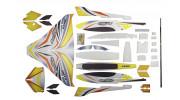 H-King-Arctic-Cat-Kit-Water-Plane-Glue-N-Go-Foamboard-Yellow-820mm-Plane-9700000017-0-5