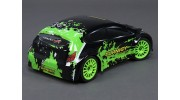 1/16 Brushless 4WD Mini Rally Car Back