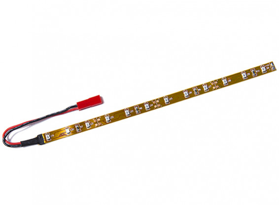 Red-LED-Strip-JST-connector-200mm-full