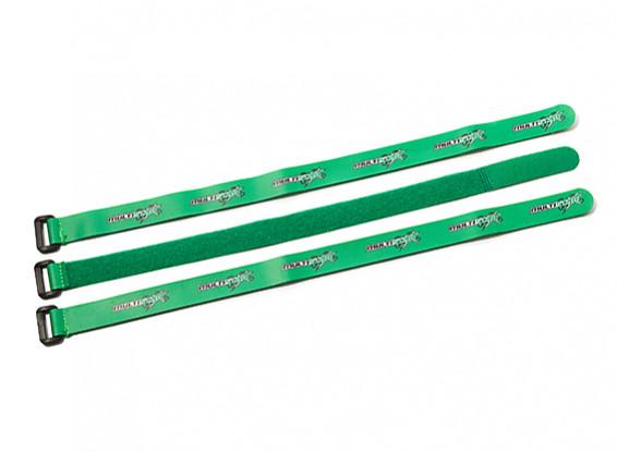 MultiStar Battery Strap 20x400mm (3pcs)