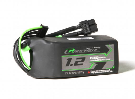 Turnigy Graphene Panther 1200mAh 6S 75C Battery Pack w/XT60