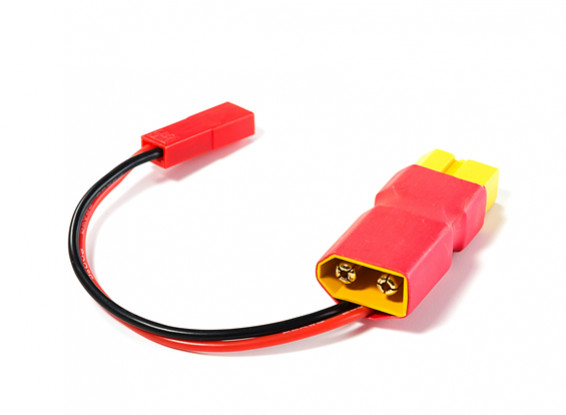 XT60 Male/Female to JST Male In-Line Power Adapter 1