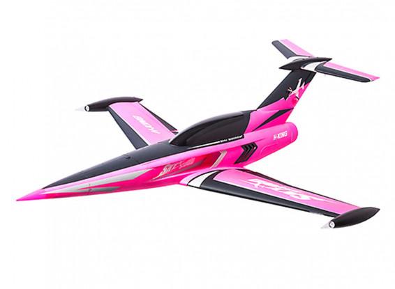 H-King-SkySword-PNF-70mm-6S-EDF-Jet-Pink-990mm-40-Plane-9306000427-0-1