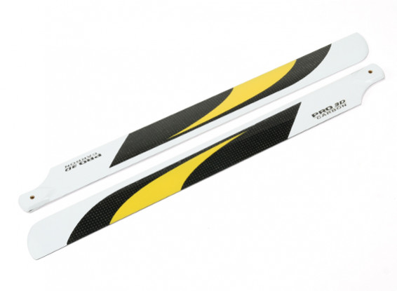430mm Carbon Fiber Helicopter Main Blades