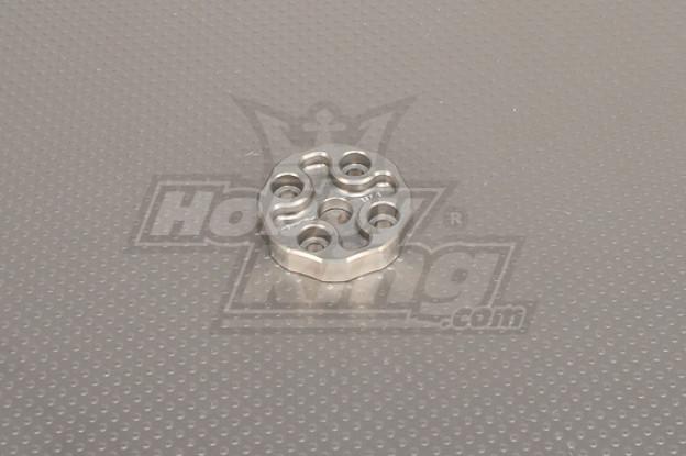CNC Prop Washer DA50 Silver