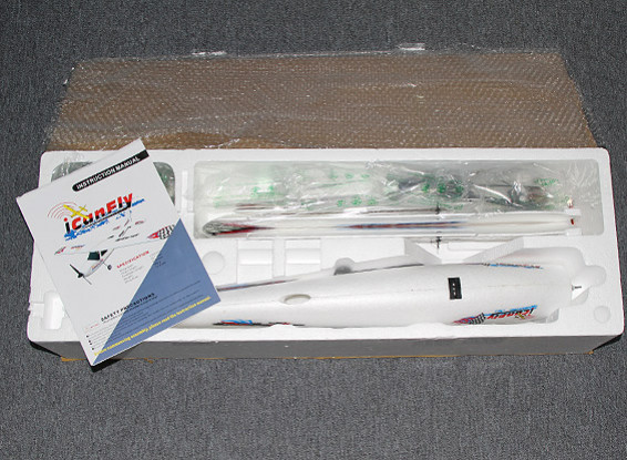 KRAS / DENT icanFly EP Trainer 1370mm EPO (PNF)