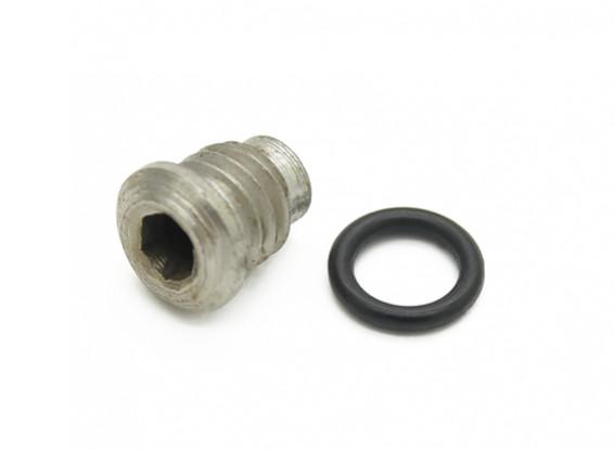 RS260-65095-1-Diff Screw Cap voor Plastische Diff Shell