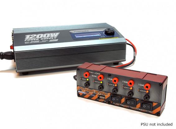 Hobbyking PowerStrip - gezekerd Power Distribution Board
