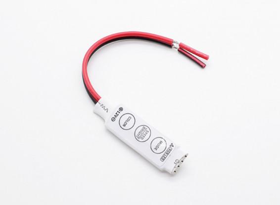LED RGB Multi-Function Driver / Controller (19 effecten / 20 kleuren)