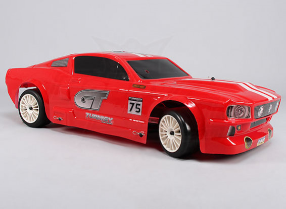 Turnigy 1/5 Schaal 23cc 2WD On-Road Race Car