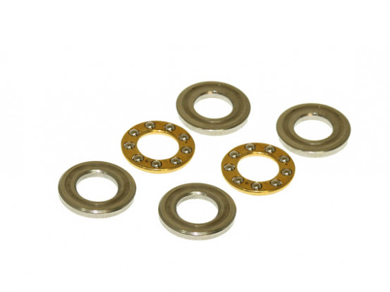 Gaui 425 & 550 Thrust Bearings Pack (5x10x4) x2