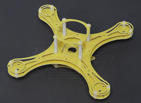 Hobbyking Glasvezel Micro Quadcopter Frame 245mm