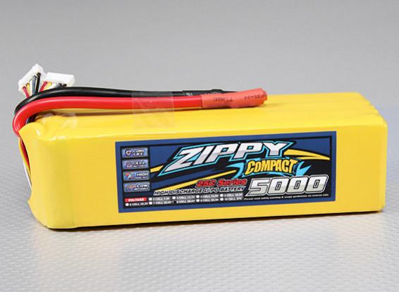 Pack ZIPPY Compact 5000mAh 8S 25C Lipo