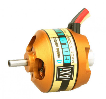 AXi 2208 / 20EVP GOLD LINE borstelloze motor