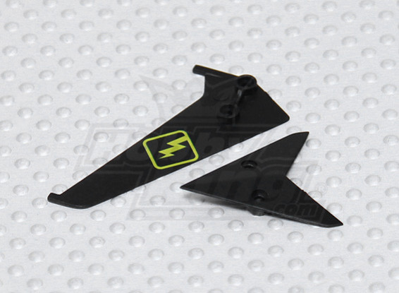 Micro Spycam Helicopter - Vervanging Tail Fin