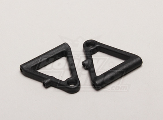 Voor / Rear Lower Suspension Arm (2 stuks / zak) - 1/18 4WD RTR On-Road Drift Car