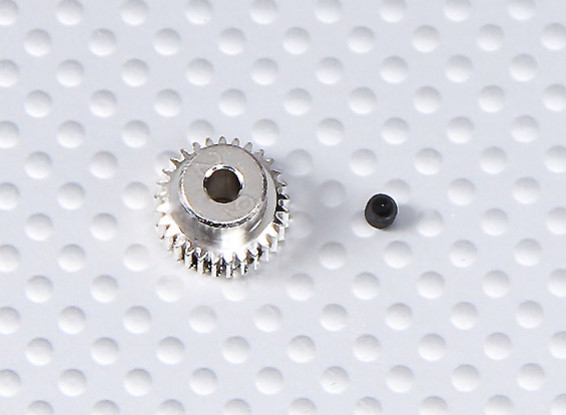 29T / 3.175mm 64 Pitch Steel Pinion Gear