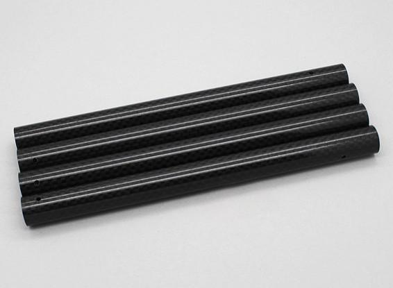 Bumblebee - Fuselage koolstof Tube (4 stuks / zak)