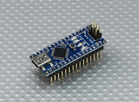 Kingduino Nano V3.0 Microcontroller Board