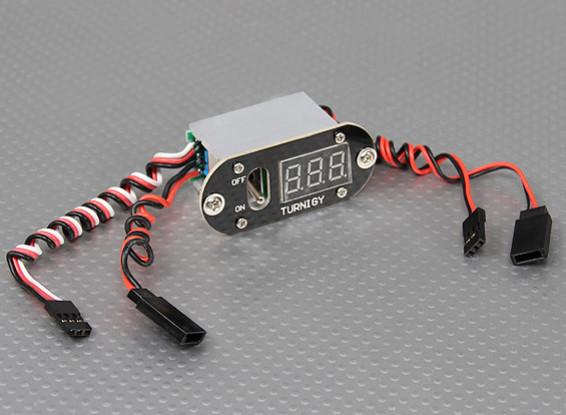 Turnigy 3 Functie CDI Remote Master - Voltage Display - Receiver Switch (No BEC)
