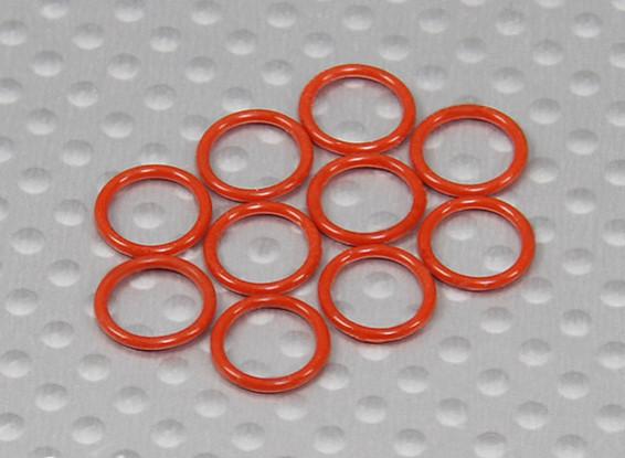 O-ring (9x8x1mm) 1/10 Turnigy 4WD borstelloze Short Course Truck (10st / bag)