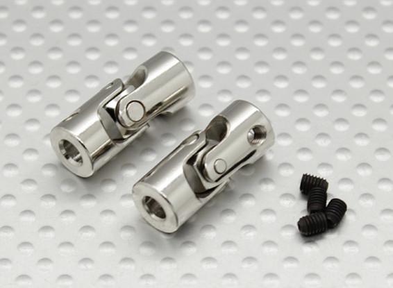 metal universele koppeling voor boot 22mm x 10mm x 4mm Shaft