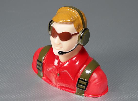 Grote civiele Pilot (H150 x W175 x D86mm)