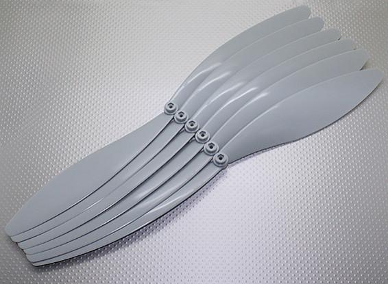 GWS EP Propeller (RD-1147 279x119mm) grijs (6pcs / set)
