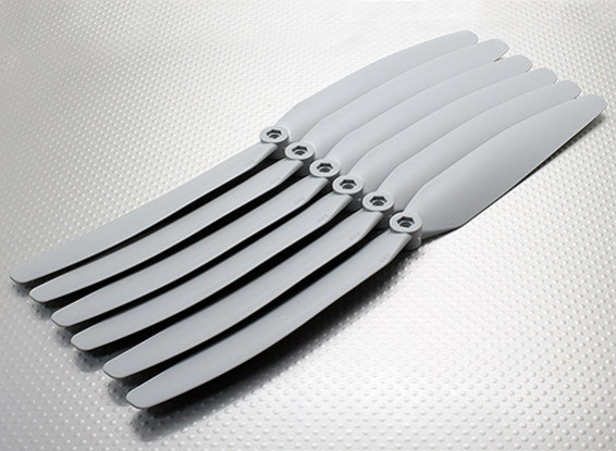 GWS EP Propeller (DD-1170 279X178mm) Grijs (6pcs / set)