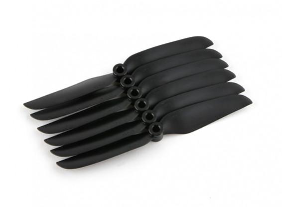 GWS EP Propeller (DD-4540 114x102mm) Black (6pcs / set)