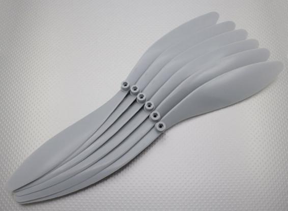 GWS EP Propeller (RD-1470 356x178mm) Grijs (6pcs / set)