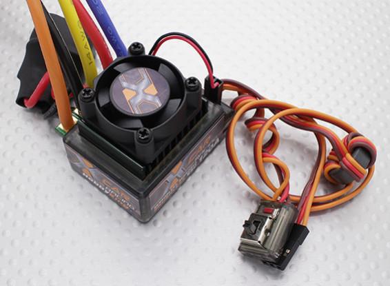 Hobbyking® X-Car 120A borstelloze Car ESC (sensored / sensorless)