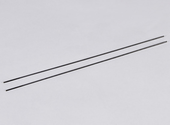 Metal Push Rods M2.2xL250mm (2pcs / set)