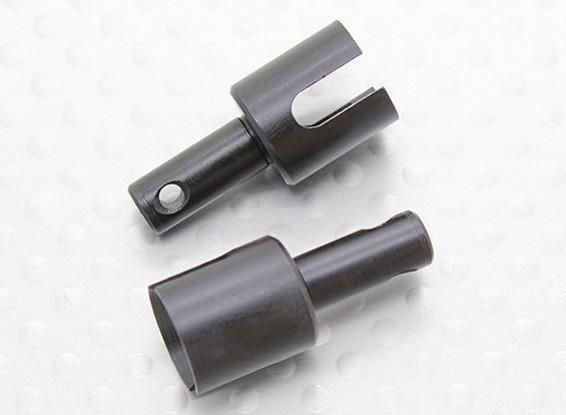 Output Shaft - A2032 en A2033 (2 stuks)