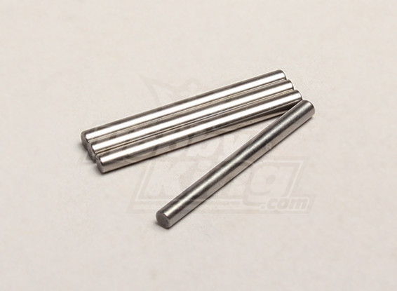 Rear Suspension Arm Pin Short - Turnigy Trailblazer 1/8, Turnigy XB en XT