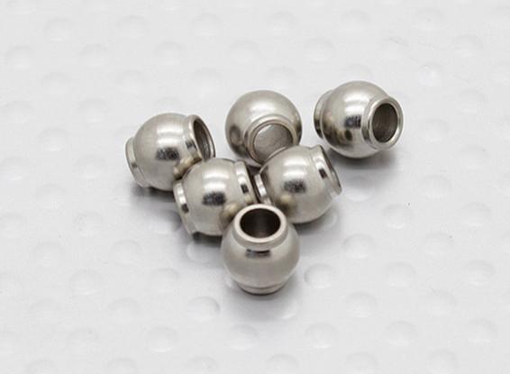 Ball End (6mm) (6 stuks) - A2038