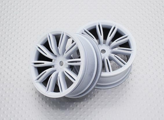 01:10 Scale High Quality Touring / Drift Wheels RC Car 12mm Hex (2pc) CR-VIRAGEW
