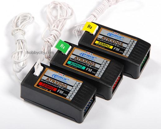 ATRXD01 40MHz Dual Conversion FM-ontvanger