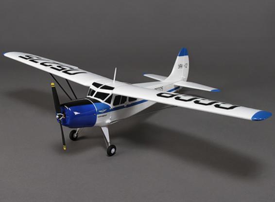 YAK 12 Airplane EPO 950mm w / Kleppen (RTF) (Mode 1)