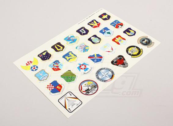 Squadron / Air Command Insignia Various