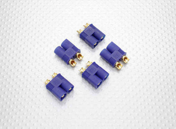 EC3 Connectors Man (5pcs / bag)